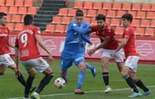 CRÒNICA | Un gol encaixat en el primer minut allunya el Lleida de poder acabar entre els tres primers