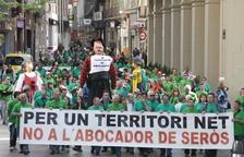 El polémico proyecto del vertedero de Seròs vuelve a Urbanismo tras rechazarlo la justicia
