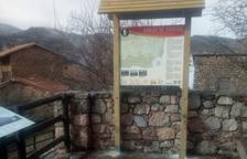 Nous plafons per a la promoció del projecte Camina Pirineus