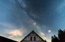 Augmenten la protecció del cel nocturn a sis pobles del Pirineu