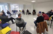 Primera reunió de la nova plataforma rural impulsada des de Sanaüja