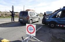 Imponen 270 multas 'Covid' en el Segrià en un solo fin de semana