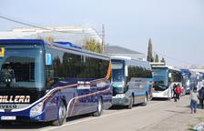 Familias del Pla piden más transporte público a los institutos de Mollerussa