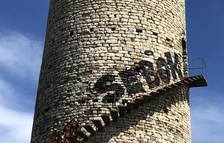 Investigan un ataque vandálico al Pilar d'Almenara