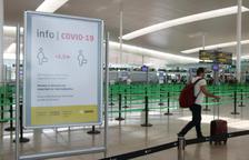 El passaport covid entra en vigor demà amb 2,7 milions d'emesos a Espanya