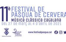 Cervera es converteix en la capital de la música clàssica catalana amb el Festival de Pasqua