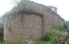 El Pont de Suert consolida l'església romànica de Sant Sadurní d'Esperan