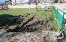 Mequinensa millora el recinte de les piscines municipals