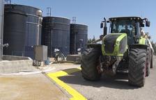 La Generalitat autoriza que la planta de purín de Tracjusa obtenga gas de basura en Juneda