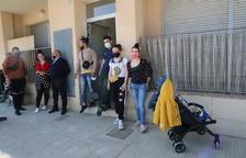 Alcoletge denuncia 'acoso inmobiliario' en un bloque de la Sareb con inquilinos y okupas