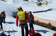 Rescats a Alt Àneu, Sort i Baix Pallars