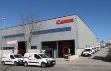 El servei de manteniment, la clau de l'èxit de Canon Lleida