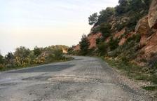 Vuit pobles de les Garrigues Altes reclamen millores a la xarxa viària