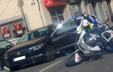 Detenidos en Ponts tras una persecución de 60 kilómetros
