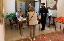 Un poble de Lleida reparteix material sanitari a tota la població