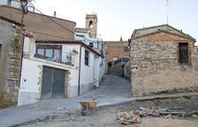 Sant Guim renova part del raval del centre històric