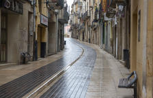 Detenen un home a Tàrrega per vendre droga al municipi