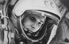 Gagarin tocó las estrellas hace sesenta años