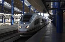 Lleida registra un rècord de viatgers en trens AVE, Avlo i Llarga Distància