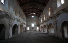 Polémica al ampliar la sede de la Noguera en una iglesia