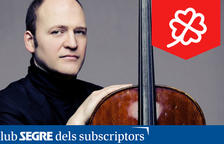 Segre te invita al concierto 'La OJC con Arnau Tomàs' en el Auditorio
