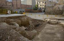Reordenan el acceso a un parking de Agramunt