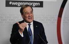 El centrista Laschet, ratificado como sucesor de Angela Merkel