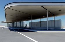 Almacelles cedeix els terrenys per a la futura estació d'autobusos