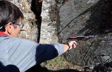 Catalogan 3.900 grabados medievales en la Vall d'Àssua
