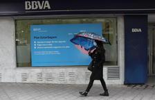 BBVA preveu acomiadar el 25% dels empleats a Lleida