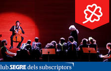 Concierto 'El carnaval de los animales' en el Auditorio, con Segre