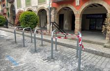 Más aparcamientos para bicicletas en la capital