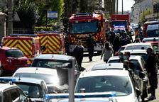 Muere una policía francesa en un atentado terrorista