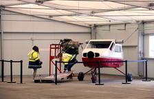 Curso de mecánico aeronáutico en Alguaire