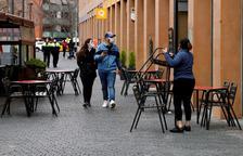 Quants llocs de treball ha perdut Lleida durant l'any de pandèmia?