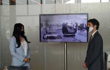 Una empresa china quiere convertir Lleida-Alguaire en la base de vehículos aéreos autónomos referente en Europa