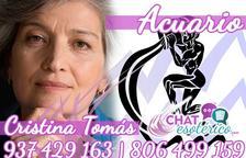 Cristina Tomás - AQUARI