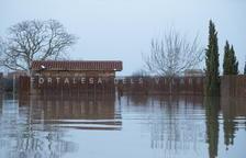 Arbeca restaura Els Vilars por los daños de las lluvias