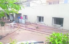 La residencia Ribera del Sió se blindará contra riadas