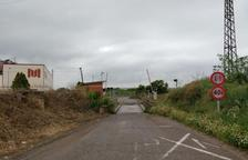 Expropiaciones para un paso elevado sobre las vías en Balaguer