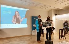 Premi Jove Emprenedor del Jussà per a una empresària d'Abella
