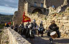 Ciutadilla retrocedeix al seu passat medieval en una edició amb públic local