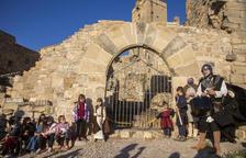 Ciutadilla busca finançament per culminar la restauració del castell