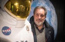 """Rafael Clemente: """"Els científics que analitzaran les primeres mostres de Mart encara no han nascut"""""""