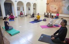 Agramunt converteix l'Espai Guinovart en un centre de ioga