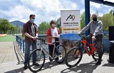 L'Alt Urgell promociona 2.000 km de rutes de ciclisme i senderisme