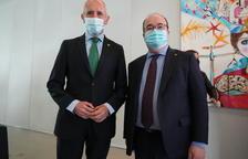 Gobierno vasco y central sellan el traspaso de prisiones a Euskadi