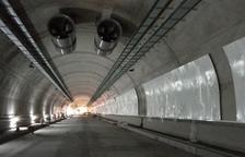 El túnel de Tresponts es retarda i obrirà a l'estiu