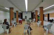 Conferencia en La Pobla de Segur sobre adicciones