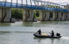 Troben el cadàver del menor desaparegut al riu Ebre